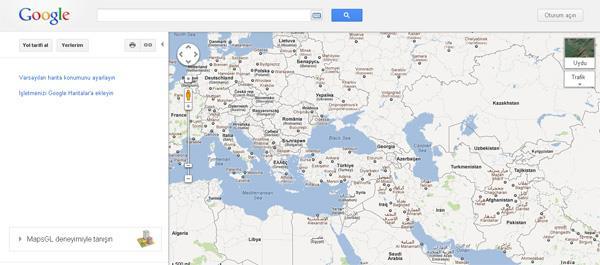 Google Benim İşletmem Maps Harita Kaydınızı Yaptırdınız mı?