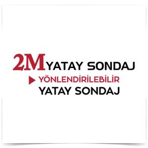 2M Yatay Sondaj