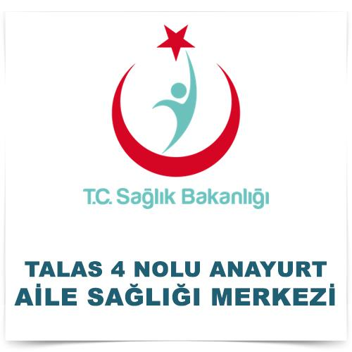 Talas 4 Nolu Anayurt Aile Sağlığı Merkezi