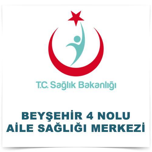Beyşehir 4 Nolu Aile Sağlığı Merkezi